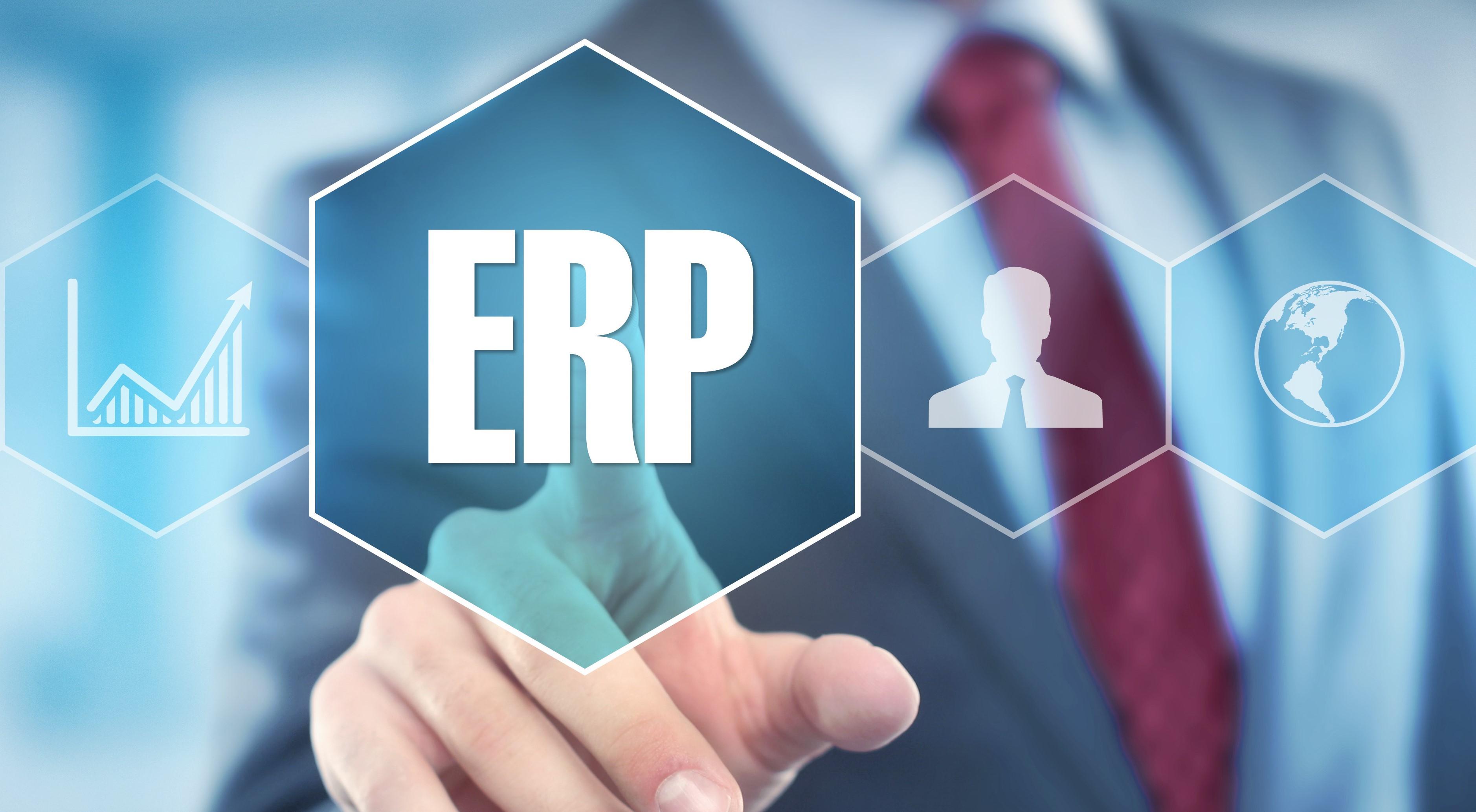 أفضل مزود حلول ERP لعملك