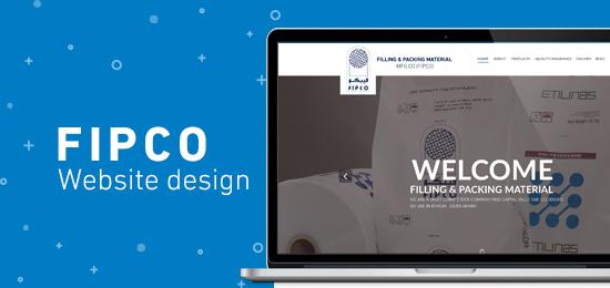 موقع شركة Fipco