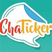 تطبيق ChaTicker